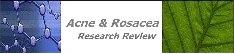 Acne & Rosacea Research Review logo